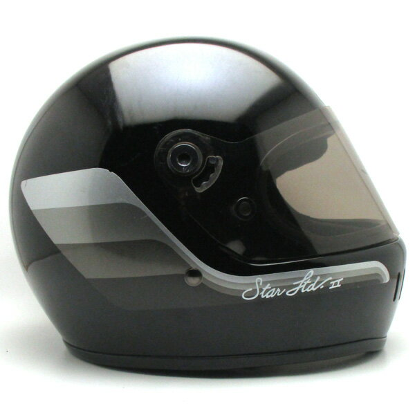 【在庫有 即納】【送料無料】純正シールド付 BELL STAR ltd.2 BLACK 57cm フルフェイスヘルメットアメリカン族ヘルオンロードベルスターリミテッドブラック黒色S〜Mサイズ