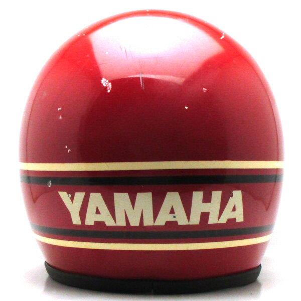 【在庫有 即納】【送料無料】YAMAHA RED 60cm スモールジェットヘルメットオープンフェイスアメリカンヤマハレッド赤色Lサイズ