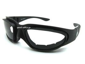 baruffaldi WIND TINI GOGGLE(バルファルディウインドタイニーゴーグル)BLACK × CLEAR/SMOKE 黒ブラッククリアレンズスモークレンズbiker shadeバイカーシェードバイク用sunglassサングラスメガネ眼鏡めがねuvカット紫外線カット