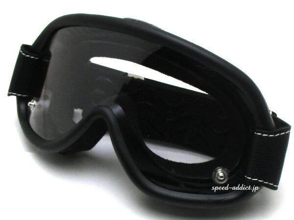 baruffaldi SPEED 4 GOGGLE(バルファルディスピード4ゴーグル)BLACK ブラック黒カラーレンズオフロードオンロードモトクロスダートオフロードバイクトラッカーvmxオフ車モトクロスダートレーススピード防風防塵自動二輪車用山道アイウェア