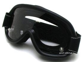 baruffaldi SPEED 4 GOGGLE(バルファルディスピード4ゴーグル)BLACK 黒ブラックジェットヘルメットフルフェイスヘルメットuvカット眼鏡の上からメガネの上から眼鏡対応メガネ対応vmxモトクロスオフロードバイク用オフ車エンデューロ70s