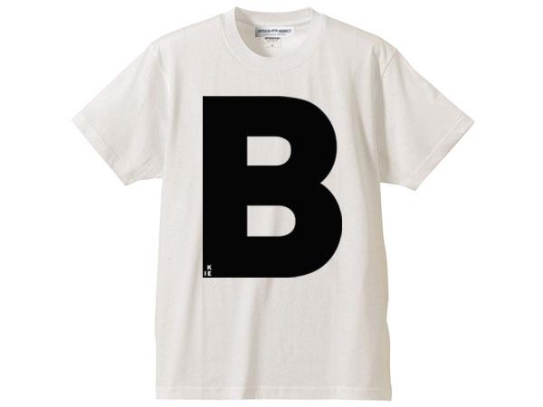 B(IKE)T-shirt(バイクTシャツ)WHITE 半袖バイカーファッションバイクウェアカフェレーサーmodsモッズvespaヴェスパlambrettaランブレッタtriumphトライアンフnortonノートンbsabmw英車英国車国産車アメカジ古着