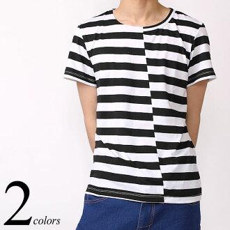 Borderasime t 恤 (T 衬衫 Acme 边框) /A047 速度橙色黑色黑白色蓝灰色