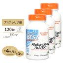 [3個セット]ベストアルファリポ酸 150mg 120粒サプリメント ダイエット 健康 美容サプリ アルファリポ酸配合【ポイン…