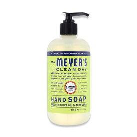 [NEW]Mrs. Meyer's Clean Day 液体ハンドソープ レモン 370ml(12.5floz)ミセスメイヤーズグリーンデイ手洗い 予防 対策 オシャレ 海外直送品 石鹸