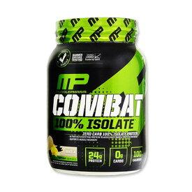 ● コンバットスポーツ (Combat Sport) 100% アイソレート プロテイン バニラ 0.9kg MusclePharm マッスルファーム