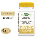 B-50 コンプレックス 100粒サプリメント/サプリ/ビタミンB群/Nature's Way/ネイチャーズウェイ/アメリカ