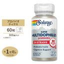 スーパーマルチドフィルス24(プロバイオティクス24株300億配合/乳製品フリー) 60粒