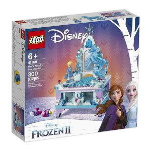 [NEW] レゴ「アナと雪の女王2」エルサのジュエリーボックスコレクション 41168 送料無料 LEGO 海外版 日本未発売 アナ雪【ポイントUP対象★6/18 18:00-6/26 9:59】