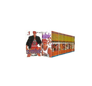 【新品】【即納】スラムダンク SLAM DUNK 全31巻 全巻セット 井上 雄彦(著) 正規品 漫画 映画化