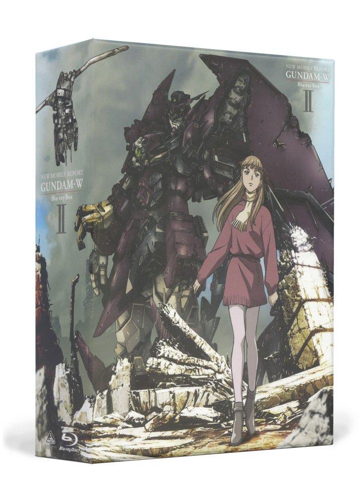 【新品】【即納】新機動戦記ガンダムW Blu-ray Box 2