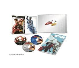 【新品】1週間以内発送 アントマン&ワスプ 4K UHD MovieNEX プレミアムBOX 数量限定 Blu-ray 【定価10,800円】
