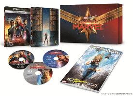 【新品】【即納】キャプテン・マーベル 4K UHD MovieNEXプレミアムBOX(数量限定)【4K ULTRA HD】 ブリー・ラーソン