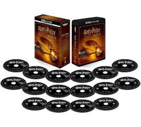 【新品】1週間以内発送 ハリー・ポッター フィルムコレクション Blu-ray & 4K ULTRA HD (16枚組) ブルーレイ