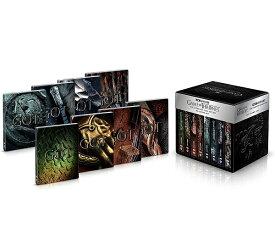 【新品】【即納】(300セット限定生産)デラックスメタルケース仕様 ゲーム・オブ・スローンズ(第一章~最終章)4K ULTRA HD コンプリート・シリーズ(30枚組+ブルーレイ ボーナス・ディスク3枚付) 4K ULTRA HD + Blu-ray