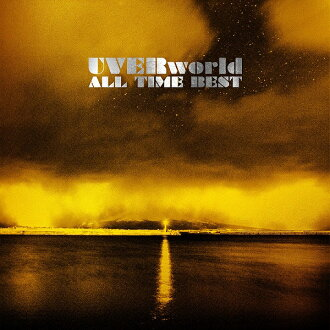 ALL TIME BEST (complete production-limited board) Limited Edition UVERworld ウーヴァーワールド