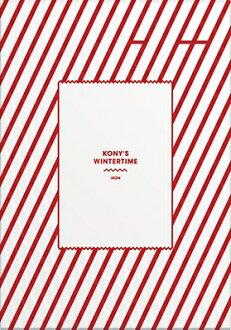 신품☆2017년 2월 22일 발매 예정!KONY'S WINTERTIME [DVD]첫회 생산 한정판 iKON