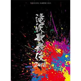 【新品】【即納】滝沢歌舞伎 2018 DVD 初回盤 B 滝沢秀明 タッキー