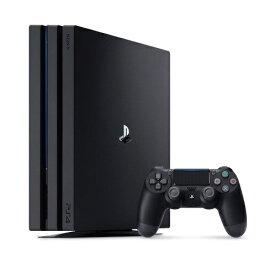 【新品】1週間以内発送 PlayStation 4 Pro ジェット・ブラック 1TB (CUH-7200BB01) PS4 プレステ4 プレイステーション4
