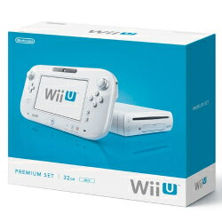 【新品】【即納】任天堂 Wii Uプレミアムセット(shiro)白 生産終了品 貴重です!