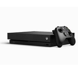 【新品】【即納】Xbox One X (CYV-00015) エックスボックスワン (外箱難あり マルチファンクションスタンドのおまけ付き!)