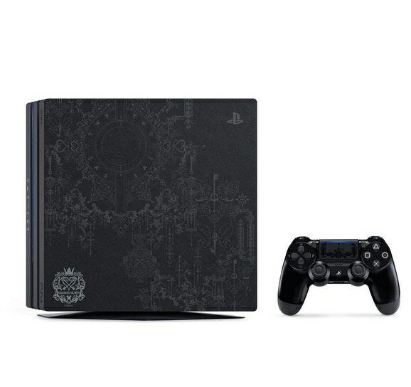 【新品】【即納】PlayStation4 Pro KINGDOM HEARTS III LIMITED EDITION キングダムハーツ 3 リミテッドエディション 限定 本体同梱 ソフト