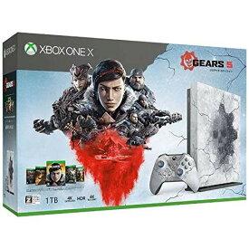【新品】2019年9月6日以降入荷次第発送予定!Xbox One X Gears 5 リミテッド エディション (Gears 5 アルティメット エディション、Gears of War 1,2,3,4 ダウンロード版 同梱)