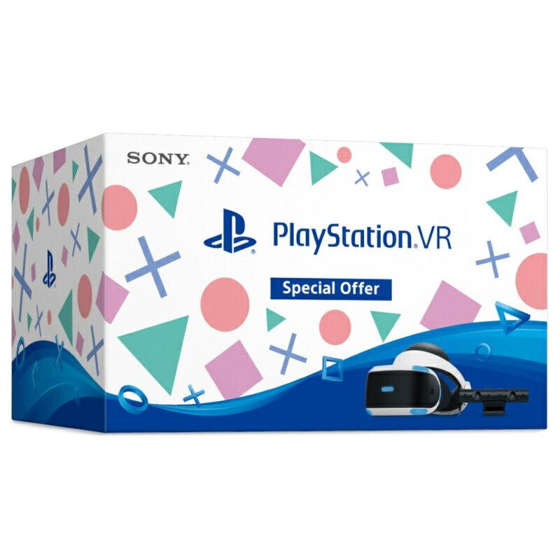 【新品】【即納】PS4 PlayStation VR Special Offer プレステ スペシャルオファー セット