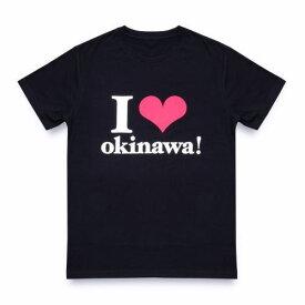 【新品】【即納】WE ハート(LOVE)NAMIE HANABI SHOW(安室奈美恵)/ I ハート(LOVE)okinawa!Tシャツ BLACK Sサイズ
