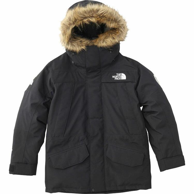 【新品】【即納】THE NORTH FACE Antarctica Parka ザ・ノース・フェイス アンタークティカパーカ 【Lサイズ】 ND91807 黒 ダウン ジャケット ゴアテックス メンズ