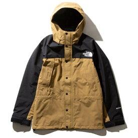 【新品】【即納】【サイズS】ノースフェイス THE NORTH FACE メンズ マウンテンライトジャケット MOUNTAIN LIGHT Jacket ブリティッシュカーキ NP11834 BK