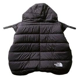 【新品】1週間以内発送 THE NORTH FACE ノースフェイス シェルブランケット(ベビー) Baby Shell Blanket ブラック(K) NNB71901 抱っこ紐・ベビーカーに装着可能 防寒 赤ちゃん 出産