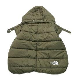 【新品】【即納】THE NORTH FACE ノースフェイス シェルブランケット(ベビー) Baby Shell Blanket (BG)バーントオリーブ NNB71901 抱っこ紐・ベビーカーに装着可能 防寒 赤ちゃん 出産