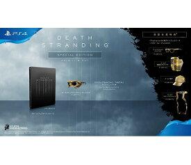 【新品】【即納】DEATH STRANDING ( デスストランディング ) スペシャルエディション 限定版 PlayStation4 PS4 ダリル