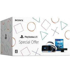 【新品】【即納】PlayStation VR Special Offer (CUHJ-16011)