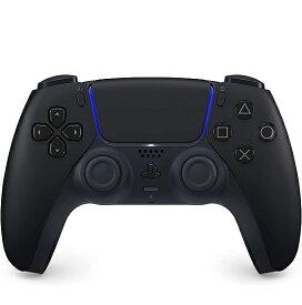 【新品】1週間以内発送【純正品】DualSense ワイヤレスコントローラー ミッドナイト ブラック (CFI-ZCT1J01) PlayStation 5 PS5