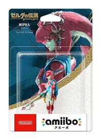 【新品】【即納】amiibo ミファー【ブレス オブ ザ ワイルド】 (ゼルダの伝説シリーズ) 任天堂 Nintendo Wii U