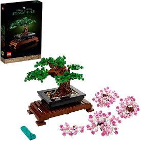 【新品】【即納】レゴ(LEGO) クリエイター エキスパート 盆栽 10281 ブロック おもちゃ