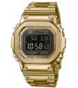 【新品】【即納】カシオ Gショック CASIO G-SHOCK タフソーラー 電波時計 デジタル 腕時計 メンズ GMW-B5000GD-9JF ゴ…