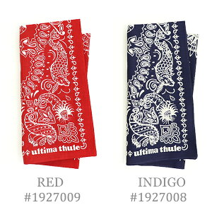 "FREEWHEELERSフリーホイーラーズULTIMATHULEEQUIPMENTBANDANA""WHIIRLPOOL""COTTONLAWN2COLORS"