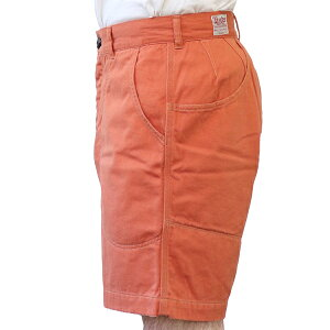FREEWHEELERS;フリーホイーラーズ;2022020;onlineshop;PACIFICCRESTTRAIL;OLDSTYLE;OUTDOORSPORTSHORTS;GREATLAKESGMT.MFG.CO.;MILITARYTWILL;ORANGE;ショーツ;ショートパンツ;オレンジカラー;通販;送料無料;仙台;