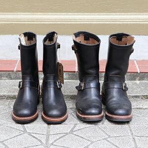 JohnLofgren;Bootmaker;ジョンロフグレン;ブーツメーカー;Engineerboots;Horweenleather;chromexcel;onlineshop;エンジニアブーツ;通販;BLACK;MADEINJAPAN;Vintagestyle;LK-003;ブラック;ホーウィン社;クロムエクセル;日本取扱店;