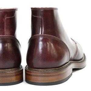JOHNLOFGREN;ジョンロフグレン;CHUKKABOOTS;BURGUNDY;通販;onlineshop;CALFSKIN;vibramsole;MADEINJAPAN;チャッカブーツ;バーガンディ;カーフスキン;本革;日本製;グッドイヤーウェルト;ビブラムソール;lk-022;Bootmaker;