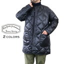 ROCKY MOUNTAIN FEATHERBED ロッキー マウンテン フェザーベッド FISHTAIL LINER DOWN COAT GRAND TETON 2 COLORS MADE IN JAPAN