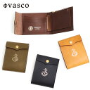 VASCO LEATHER NAVAL MIDDLE WALLET ITALIAN OIL LEATHER MADE IN JAPAN