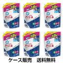 アリエール 液体 洗濯洗剤 詰め替え超特大1.26kg (1.8倍) 抗菌 イオンパワージェル×6袋セット