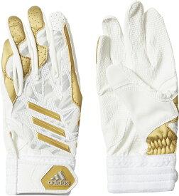 adidas(アディダス)野球&ソフト5T バッティンググラブJrFTK84