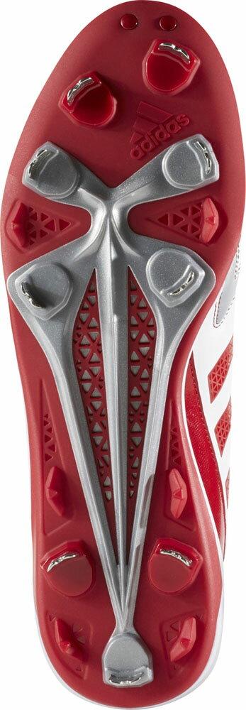 adidas(アディダス)野球&ソフトスパイク【メンズ野球用埋め込み金具スパイク】アディピュアT3MIDAQ8340