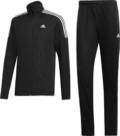 【ラッキーシール対象】adidas(アディダス)マルチSPトレーニングウェアM MUSTHAVES TEAM SPORTSトラックスーツFRW19ブラック/ブラック/ホワイト