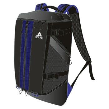 【楽天最安値に挑戦】adidas(アディダス)オプスバックパック_26LKBP59(マルチSP/バッグ)BLK